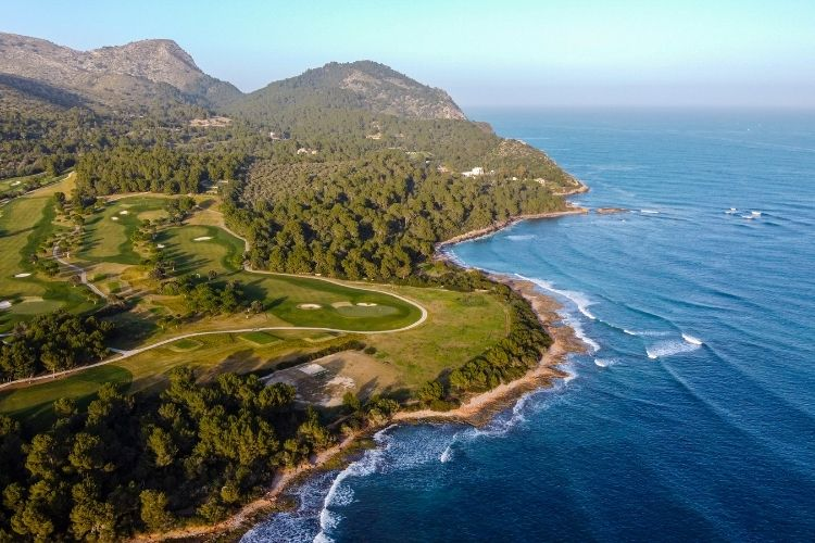 A paradise for golf lovers