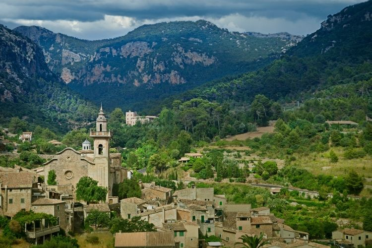 Valldemossa, a charming place